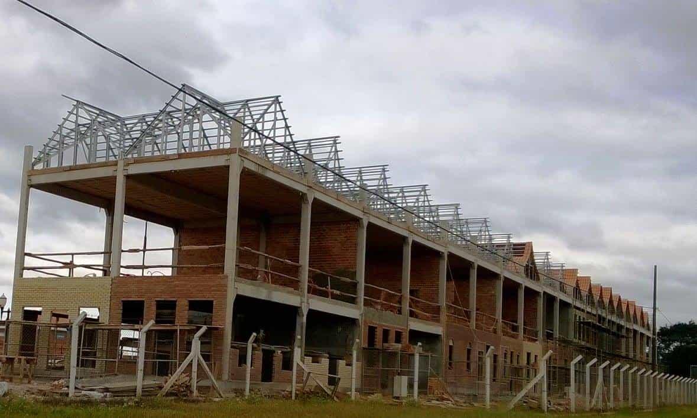 Residencial PMCMV - Congonhinhas - PR