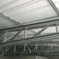 Cobertura metalica garagem