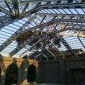 Estrutura metálica arquitetura
