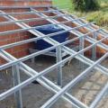 Estrutura metálica projeto e construção