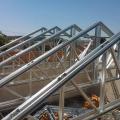 Estrutura metálicas construções