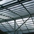 Fornecimento e montagem de estrutura metálica