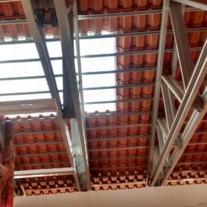Valor de estrutura metalica para telhado