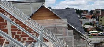 Sistema estrutural cobertura