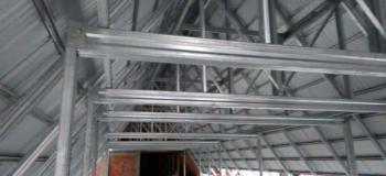 Sistema estrutural metalico