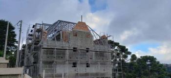 Sistema estrutural telhado